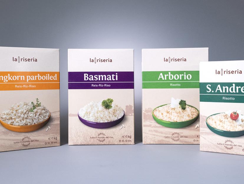 Produkte Riseria Taverne SA