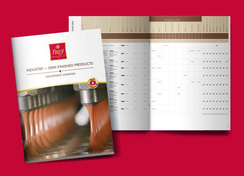 FoodService-Brochure Chocolat Frey