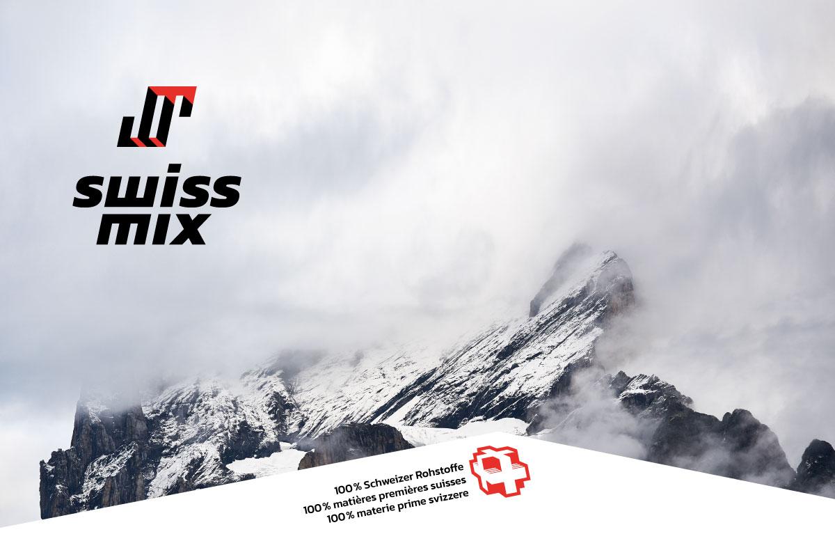 SwissMix powered by Sakret
